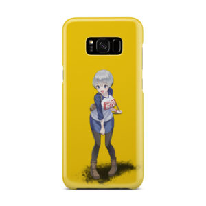 Anime Sugoi Dekai Uzaki-Chan Wa Asobitai for Simple Samsung Galaxy S8 Plus Case
