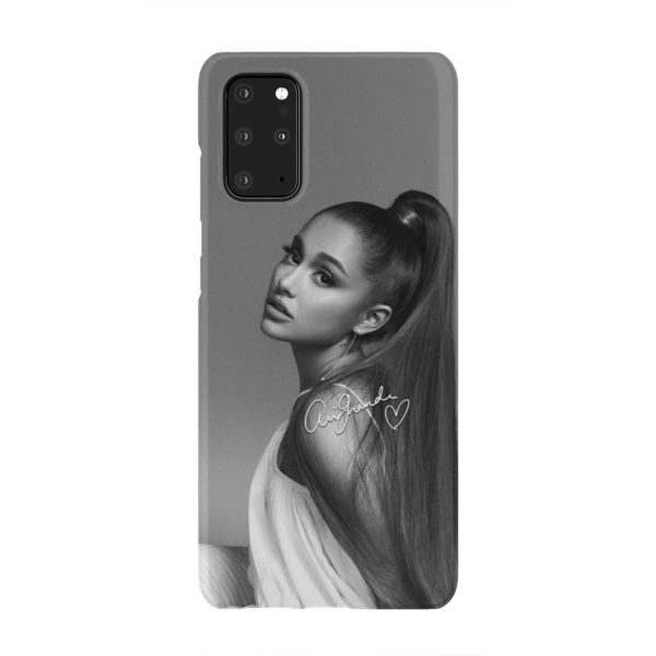 Ariana Grande Signature for Best Samsung Galaxy S20 Plus Case Cover
