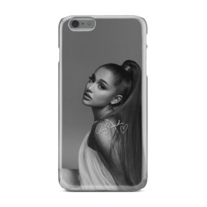 Ariana Grande Signature for Premium iPhone 6 Plus Case Cover
