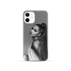 Ariana Grande Signature for Simple iPhone 12 Case Cover