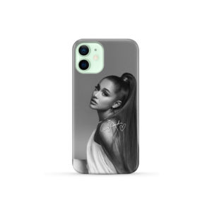 Ariana Grande Signature for Simple iPhone 12 Mini Case