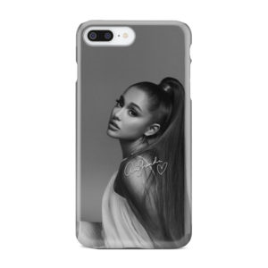 Ariana Grande Signature for Simple iPhone 8 Plus Case