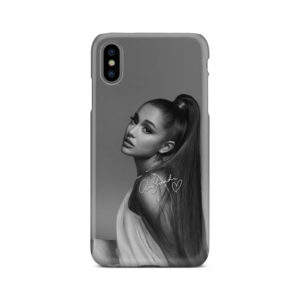 Ariana Grande Signature for Simple iPhone XS Max Case Cover