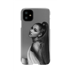 Ariana Grande Signature for Stylish iPhone 11 Case Cover