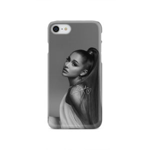 Ariana Grande Signature for Unique iPhone SE 2020 Case Cover