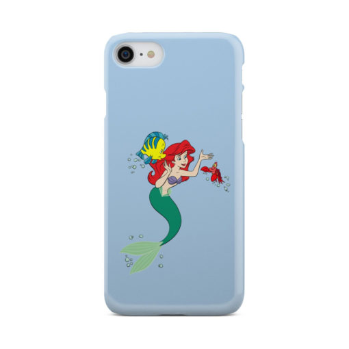 Ariel The Little Mermaid for Customized iPhone 8 Case Cover