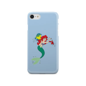 Ariel The Little Mermaid for Newest iPhone SE 2020 Case Cover