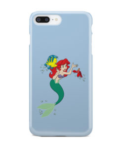 Ariel The Little Mermaid for Stylish iPhone 7 Plus Case Cover