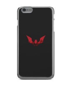 Batman Red Logo for Customized iPhone 6 Plus Case Cover