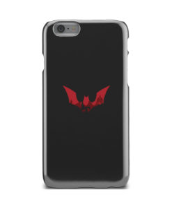Batman Red Logo for Stylish iPhone 6 Case Cover