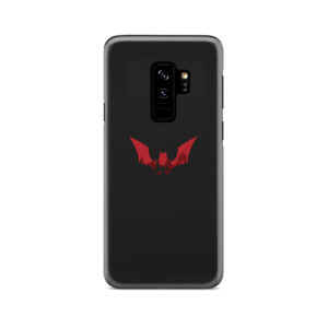 Batman Red Logo for Trendy Samsung Galaxy S9 Plus Case Cover