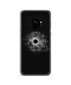 Broken Glass for Amazing Samsung Galaxy S9 Case Cover
