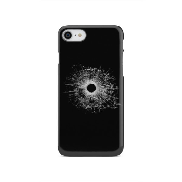 Broken Glass for Best iPhone SE 2020 Case