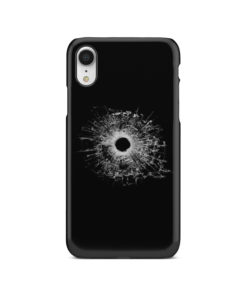 Broken Glass for Best iPhone XR Case Cover
