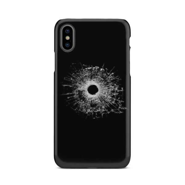 Broken Glass for Cool iPhone X / XS Case Cover