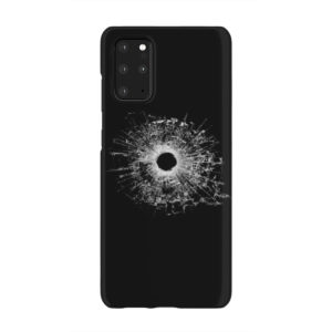 Broken Glass for Cool Samsung Galaxy S20 Plus Case