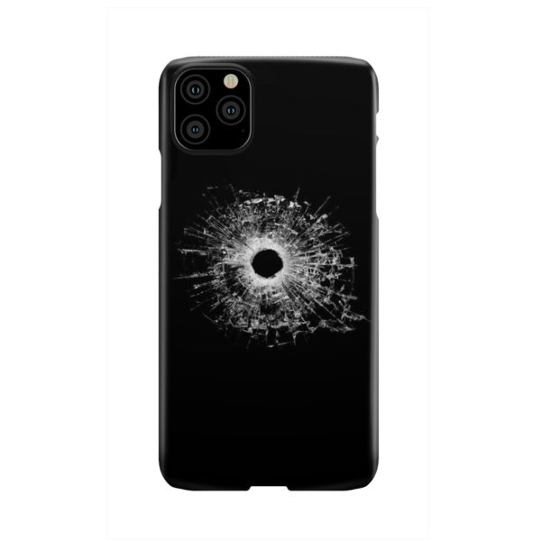 Broken Glass for Custom iPhone 11 Pro Max Case Cover