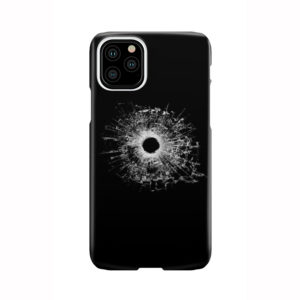 Broken Glass for Cute iPhone 11 Pro Case Cover
