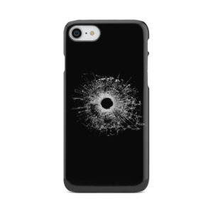 Broken Glass for Cute iPhone 7 Case