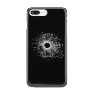 Broken Glass for Cute iPhone 8 Plus Case