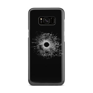 Broken Glass for Newest Samsung Galaxy S8 Plus Case Cover