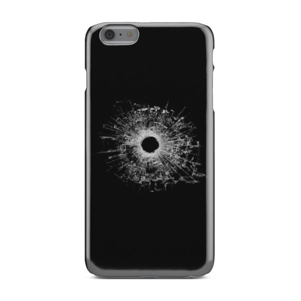 Broken Glass for Nice iPhone 6 Plus Case Cover