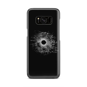 Broken Glass for Nice Samsung Galaxy S8 Case Cover