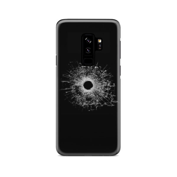 Broken Glass for Personalised Samsung Galaxy S9 Plus Case Cover