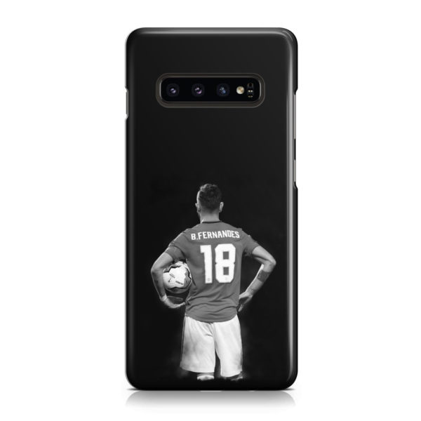 Bruno Fernandes for Amazing Samsung Galaxy S10 Case Cover