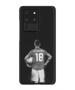 Bruno Fernandes for Amazing Samsung Galaxy S20 Ultra Case Cover
