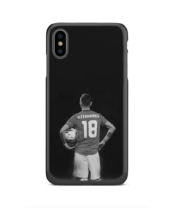 Bruno Fernandes for Customized iPhone XS Max Case