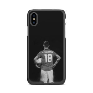 Bruno Fernandes for Personalised iPhone X / XS Case