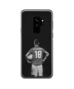 Bruno Fernandes for Personalised Samsung Galaxy S9 Plus Case