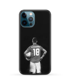 Bruno Fernandes for Simple iPhone 12 Pro Max Case