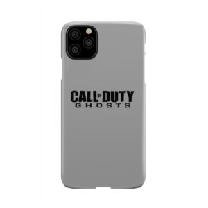 Call of Duty Ghost for Amazing iPhone 11 Pro Max Case Cover