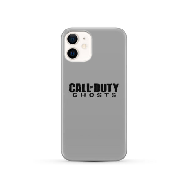 Call of Duty Ghost for Amazing iPhone 12 Case Cover