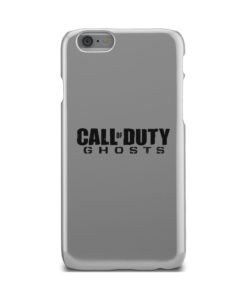 Call of Duty Ghost for Amazing iPhone 6 Case