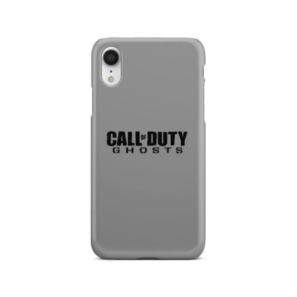 Call of Duty Ghost for Beautiful iPhone XR Case Cover