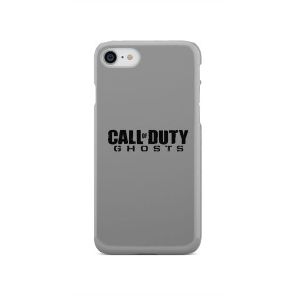 Call of Duty Ghost for Best iPhone SE 2020 Case Cover