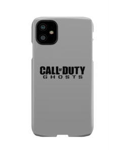 Call of Duty Ghost for Cool iPhone 11 Case Cover