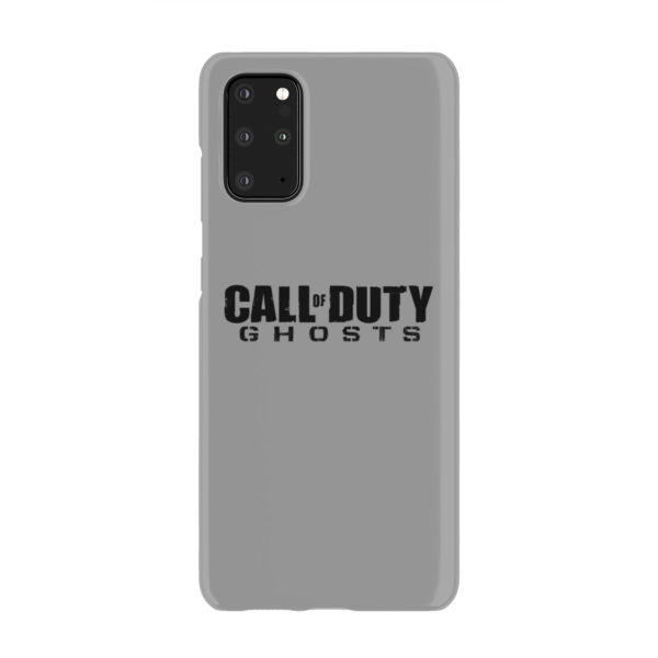 Call of Duty Ghost for Custom Samsung Galaxy S20 Plus Case Cover