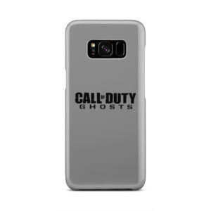 Call of Duty Ghost for Cute Samsung Galaxy S8 Case Cover