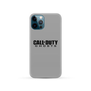 Call of Duty Ghost for Premium iPhone 12 Pro Case