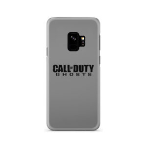 Call of Duty Ghost for Simple Samsung Galaxy S9 Case