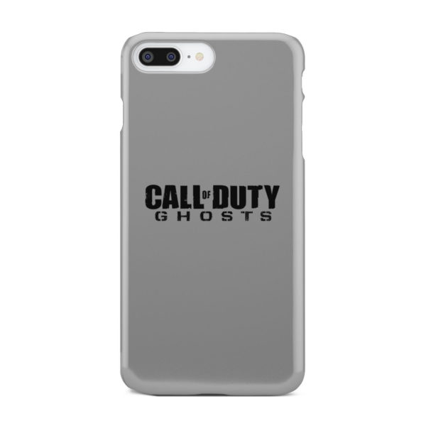 Call of Duty Ghost for Stylish iPhone 7 Plus Case