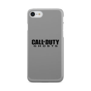 Call of Duty Ghost for Unique iPhone 8 Case Cover