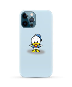 Cute Donald Duck Baby for Best iPhone 12 Pro Max Case