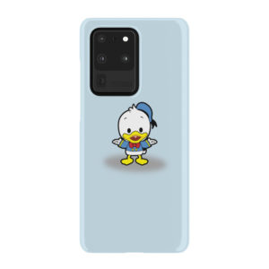 Cute Donald Duck Baby for Cool Samsung Galaxy S20 Ultra Case Cover