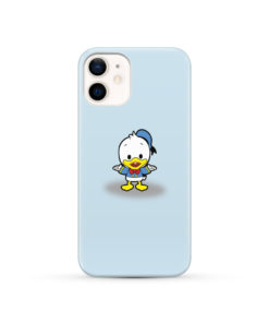 Cute Donald Duck Baby for Custom iPhone 12 Case