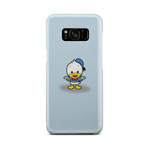 Cute Donald Duck Baby for Customized Samsung Galaxy S8 Case